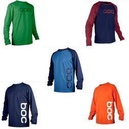 Cycling jersey POC Long Sleeves Mountain Bike Jersey Downhil