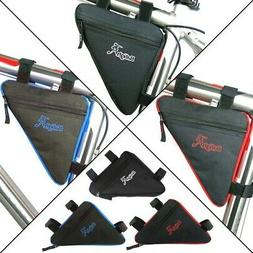 Cycling Kit Pouch Saddle Bag Bicycle Tool Mountain Bike Tria