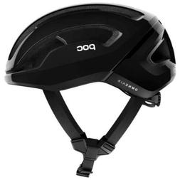 POC Cycling Omne Air SPIN Cycling Helmet Uranium Black Size