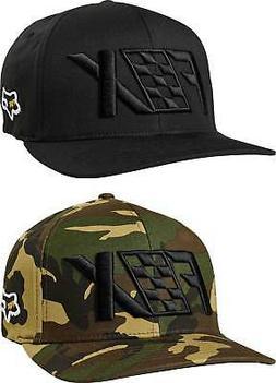 Fox Racing Czar Flexfit Hat - Adult Mens Guys Lid Cap MX Mot