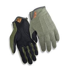 Giro D'Wool MTB Gloves Mil Spec Olive Medium