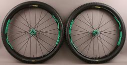 Mavic XA Elite 27.5 650b Mountain Bike Wheelset and Tires Gr