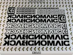 "DIAMONDBACK Stickers Decals Bicycles Bikes BMX MTB Cycles ""D"