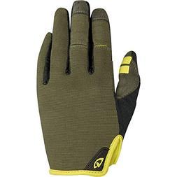Giro DND Limited Edition Glove - Men's Olive/Orange, S