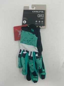 Giro DND Men's Mountain Bike Gloves MTB Sz XXL Turquoise/Bla