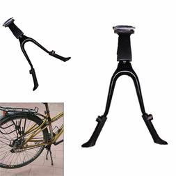 Double Leg Center Mount MTB Stand Bike Kickstand Aluminum Ad