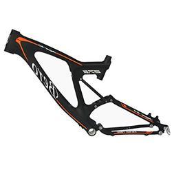 BEIOU Downhill Dual Suspension 3K Carbon Fiber Mountain Bike