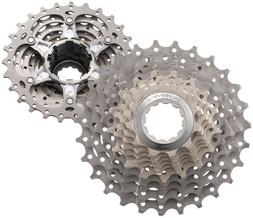 Shimano Dura-Ace CS-7900 10-Speed Cassette , Silver, 11-28T