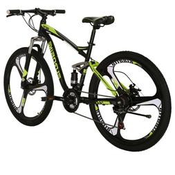 e7 27 5 full suspension mountain bike