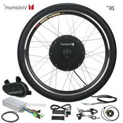 """26"""" 48V 1000W Ebike Front Wheel Electric Bicycle Bike Motor"""