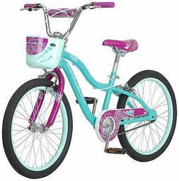 "Schwinn Elm Girl's Bike with SmartStart, 20"" Wheels, Teal"