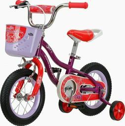 Schwinn Elm Girls Bike for Toddlers and Kids, 14 inch wheels