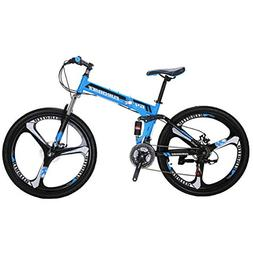 EUROBIKE EURG4 Mountain Bike 26 Inches 3 Spoke Wheels Dual S