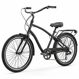 evryjourney hybrid cruiser bicycle