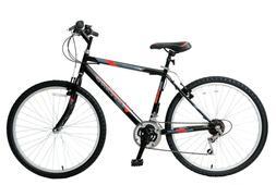 excel 26 wheel mens mountain bike black