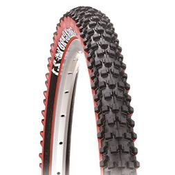 Panaracer Fire XC Pro TR Folding Tire, 26 x 2.10-Inch, Red