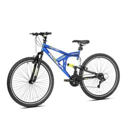 "Kent Flexor 29"" Men's Dual Suspension Mountain Bike NEW"