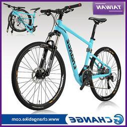 Folding Bike 27.5 inch Change MTB foldable bicycle Shimano 2