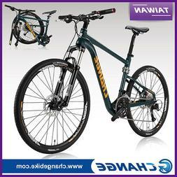 Folding Bike 27.5 inch MTB Shimano 27S mountain DF-809G Size