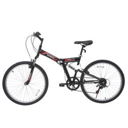 folding mountain bike bicycle shimano