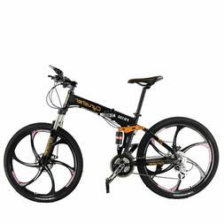 folding mountain bike fr100 26 in 24