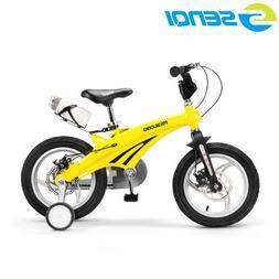 <font><b>Kids</b></font> Bicycle Double Disc Brake 12 14 16