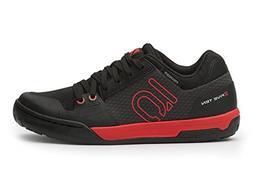 Five Ten Men's Freerider Contact Shoes Size 7.5 Black/Red