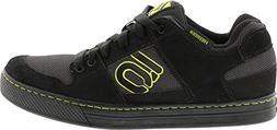 Five Ten Men's Freerider Shoes Size 10 Black/Slime