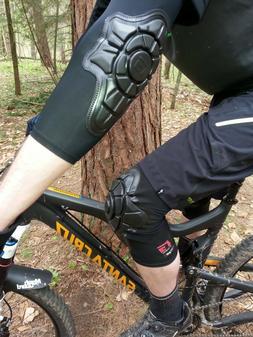 Pro-X Mountain Bike Elbow Pads Unisex Small G-Form Black