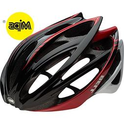 Bell Gage MIPS Equipped Bike Helmet - Black/Red Cadence Smal
