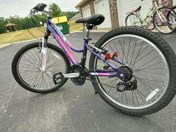 """Schwinn Girls bike Ranger 24"""" Mountain Bike - purple"""