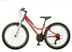 Schwinn Girls  Cimarron 24 inch wheel MOUNTAIN bike 9+ years