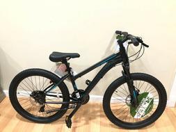 Girls Schwinn Sidewinder Mountain Bike, 24-inch, 21 speeds {