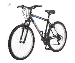 "Roadmaster 26"" Men's Granite Peak Men's Bike, Black/Blue"