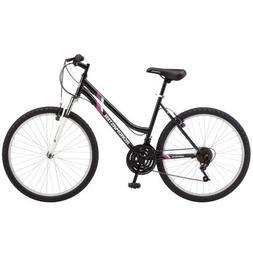 "Roadmaster 26"" Women's Granite Peak Women's Bike, Black"