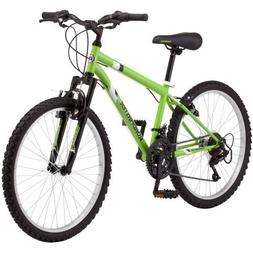 "24"" Boy's Roadmaster Granite Peak Boy's Bike, R2469WMDS, Gre"