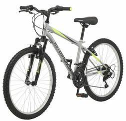 Roadmaster Granite Peak Boy's Mountain Bike 24-inch wheels S