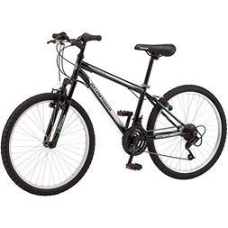 "24"" Roadmaster Granite Peak Boys Mountain Bike - Gray/Green"