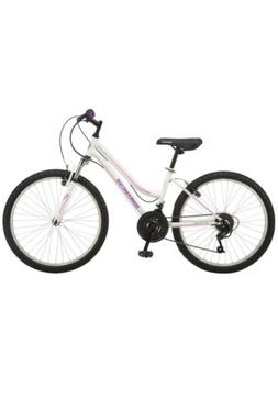 "ROADMASTER Granite Peak Girls Mountain Bike - 24"" wheels - W"