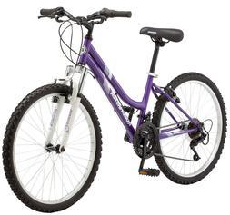 Roadmaster Granite Peak Girls Mountain Bike Full Suspension