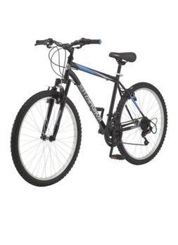 ✅ Roadmaster Granite Peak Men's 26' Wheels Black Blue Moun