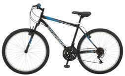 "Roadmaster Granite Peak Men's Mountain Bike,26"" wheels,Black"