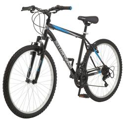 Roadmaster Granite Peak Mens Mountain Bike 26inch Wheels Bla