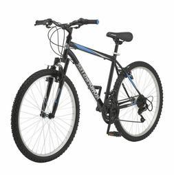 "Roadmaster Granite Peak Men's Mountain Bike 26"" Wheels Black"