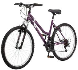"ROADMASTER Granite Peak Women's Mountain Bike Purple - 26"" w"