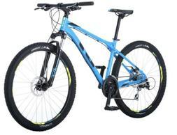 "GT Men's Aggressor Pro Mountain Bike 21"" Blue"