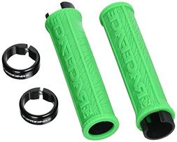 Race Face Half Nelson Lock-On Bicycle Handle Bar Grips