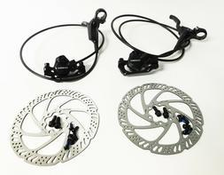 hd m285 hydraulic disc brakeset front