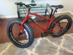 🚨Mongoose Hitch 26 inch Fat tire Bicycle 🚨