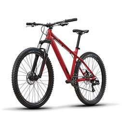 Diamondback Bicycles Hook 27.5 Wheel Mountain Bike, Red, X-L